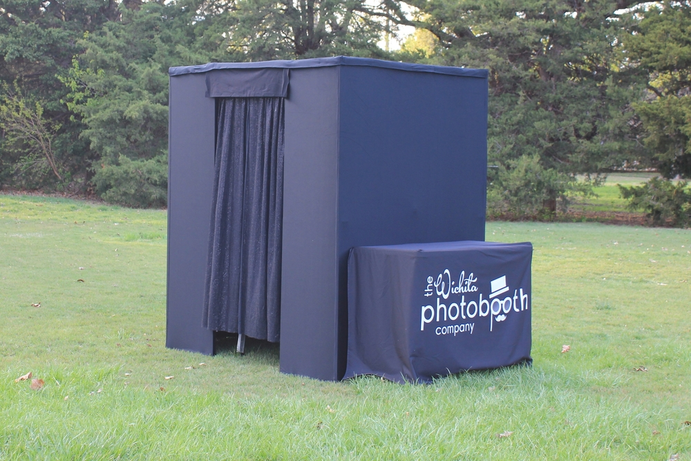 The Wichita Photobooth Company Booth Options