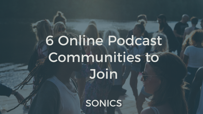 Podcast communities