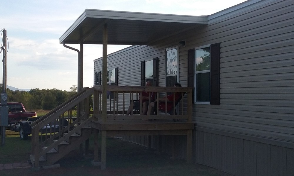 Patio Cover For Mobile Home