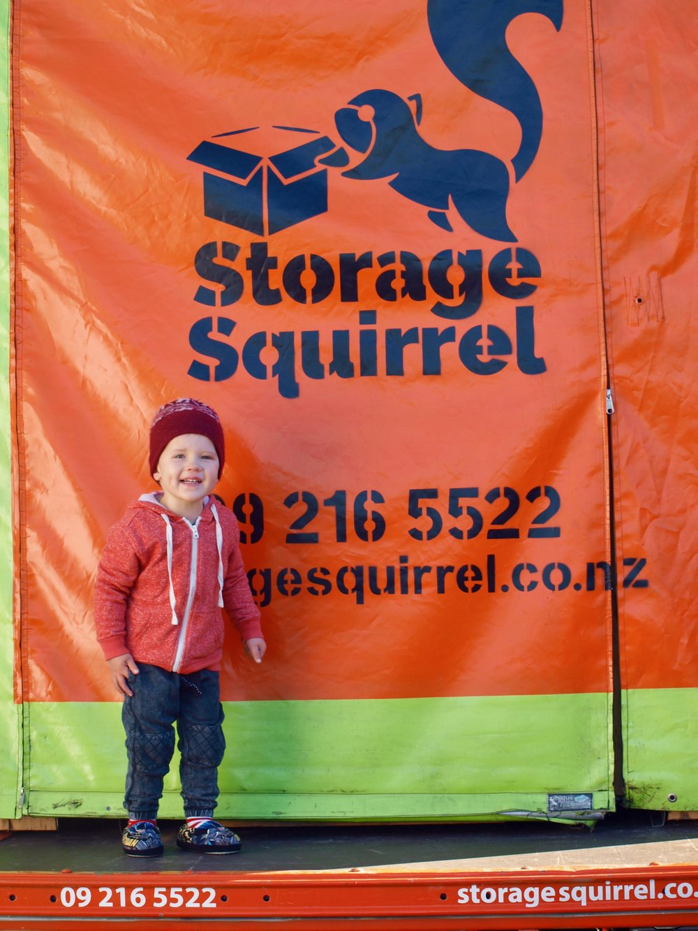 Pearson and Projects Storage Squirrel  - 1.jpg