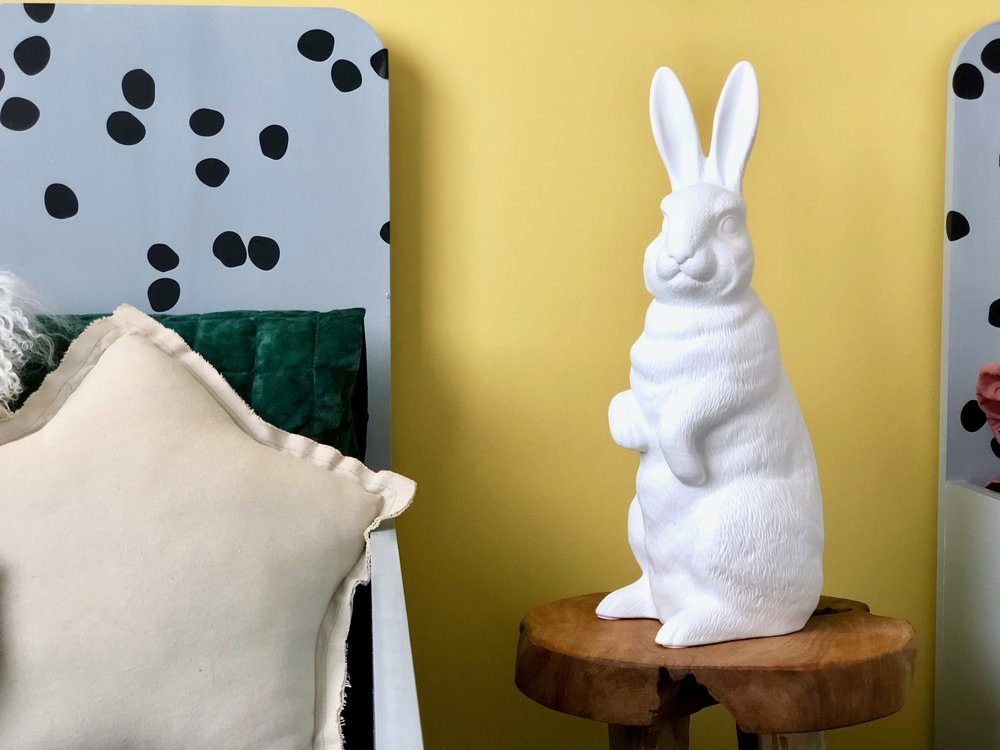 Pearson + Projects Relocatable Reno Kids Room Bed Star Cushion Rabbit Lamp.jpg