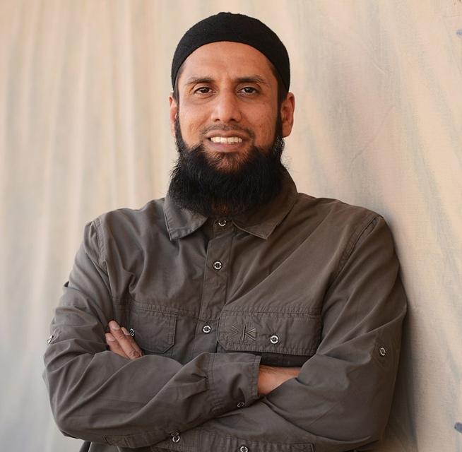 Imam Asim Hafiz OBE