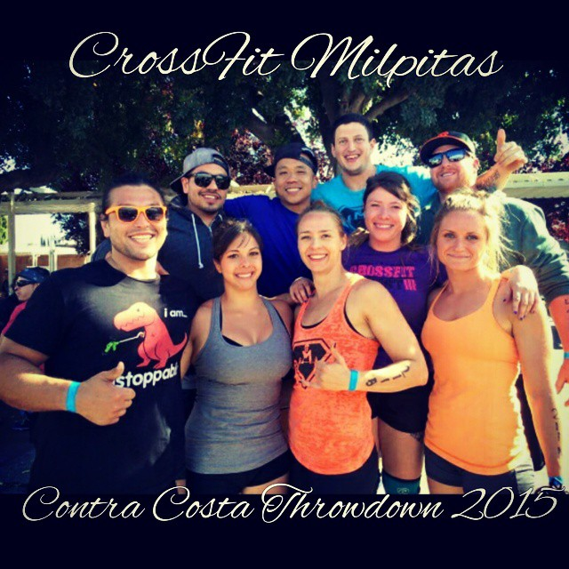 Does last weekend count as a #tbt? Here are some of our athletes who competed at the Contra Costa Throwdown. If you are interested in trying a local competition, ask a Coach how to find one that is right for you. CFM has one coming up in June and we are still looking for a few more athletes to sign up!!! #Milpitas #MilpitasCA #GreatMall