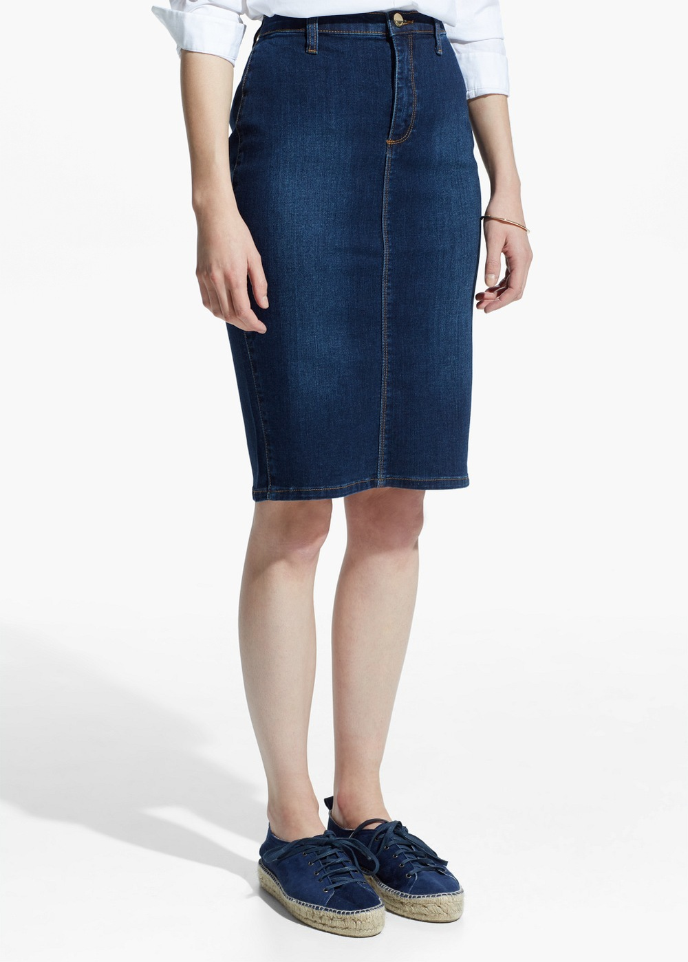 DENIM SKIRT — DRESS LIKE A MUM