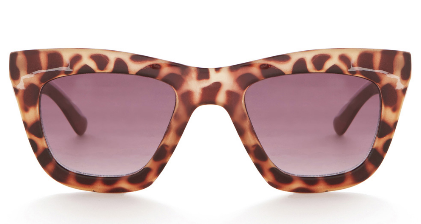 warehouse leopard shades