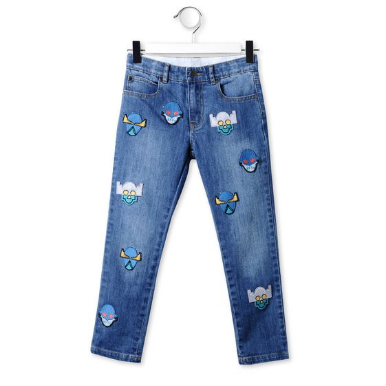 LOHAN SUPERSTELLAHEROES JEANS
