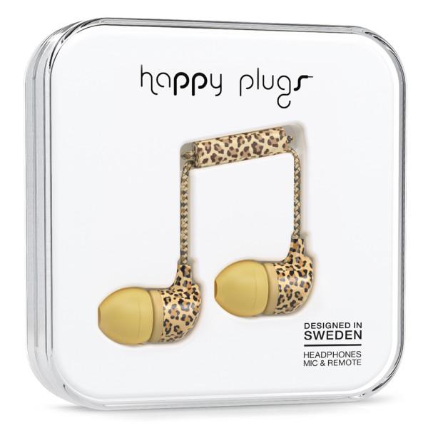 leopard print headphones