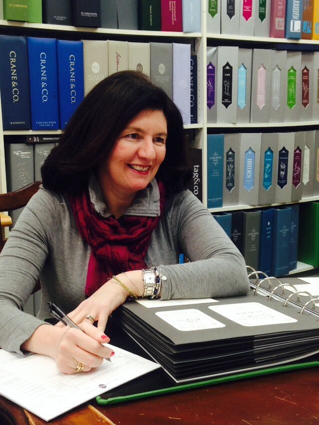 Laura Marks, Fine Lines of Katonah owner
