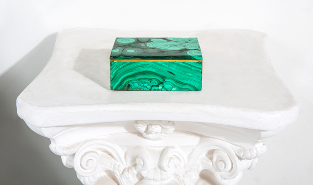 Malachite Box-Goop and Rablabs Collaboration