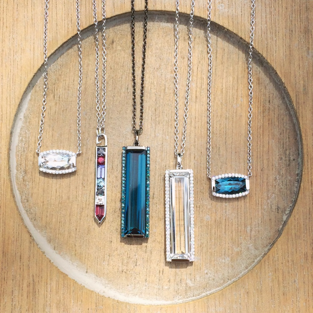Jane Taylor Fine Jewelry - Gemstone Necklaces