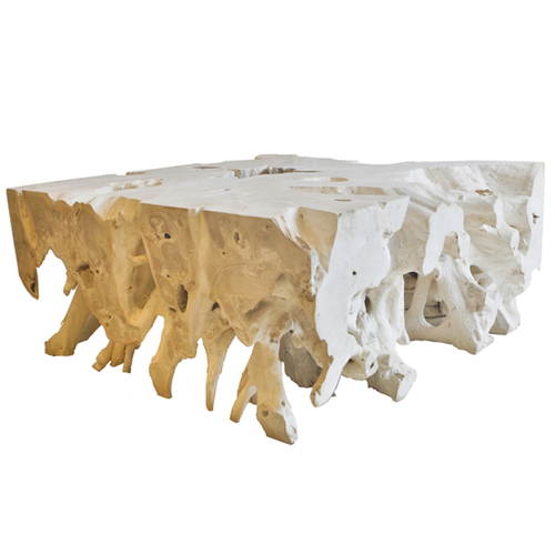 Bleached Root Coffee Table Rf 1000
