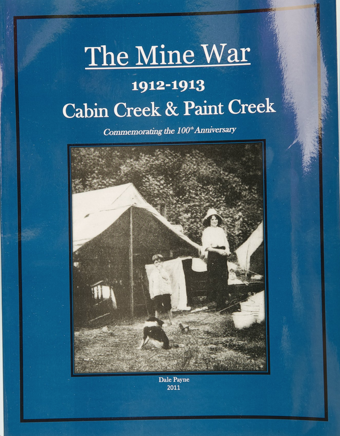 The Mine War by Dale Payne