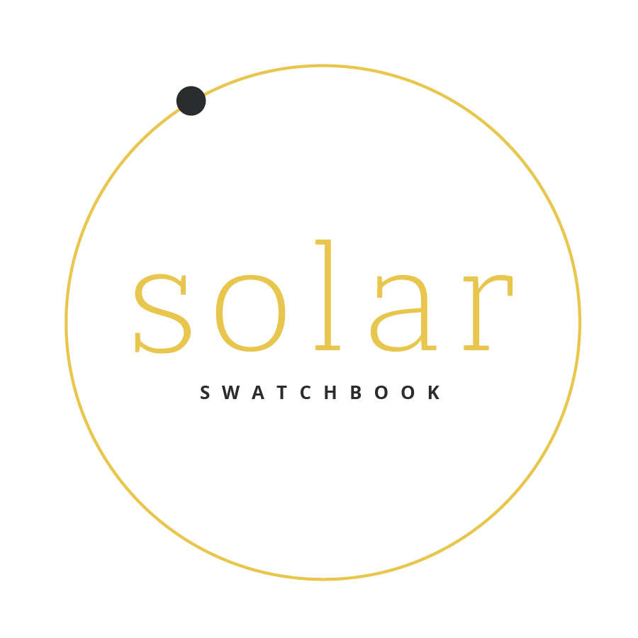S O L A R   S W A T C H B O O K  – A collection of Solar's finest papers.