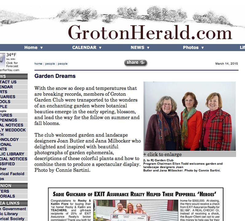 GROTON HERALD
