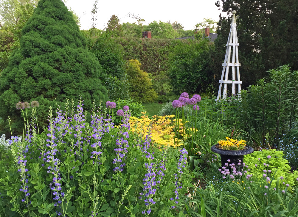 One Of The Joys Of The Layered Garden Is That It Allows For Flexibility,  Letting Me Change The Predominant Colors Of The Garden Several Times During  The ...