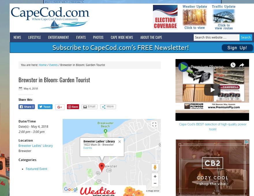 capecod.com