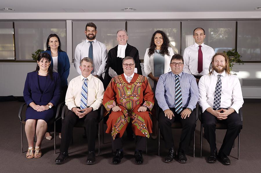 2017 Councillors