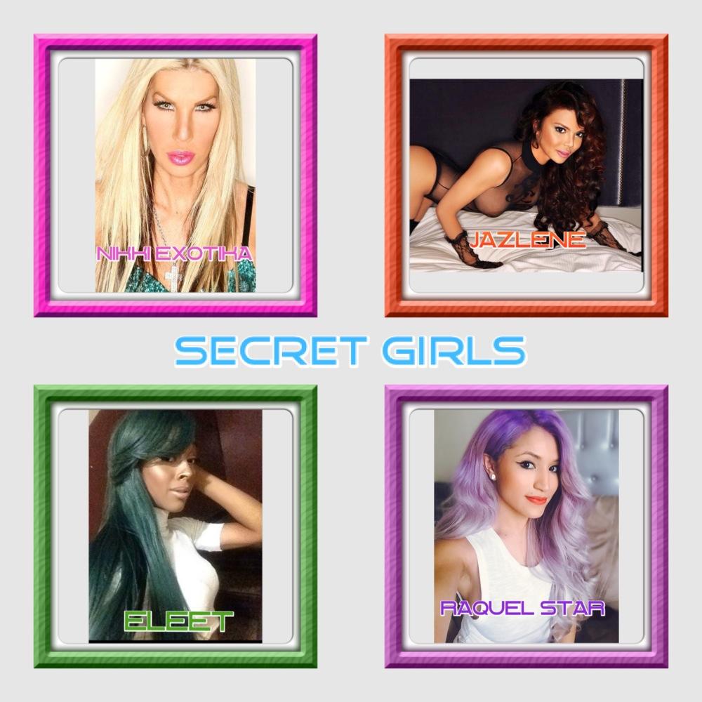 The Secret Girls