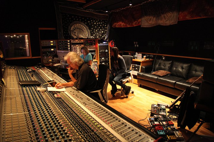 Ben and Jim Scott - Eastwest Studios, LA, CA