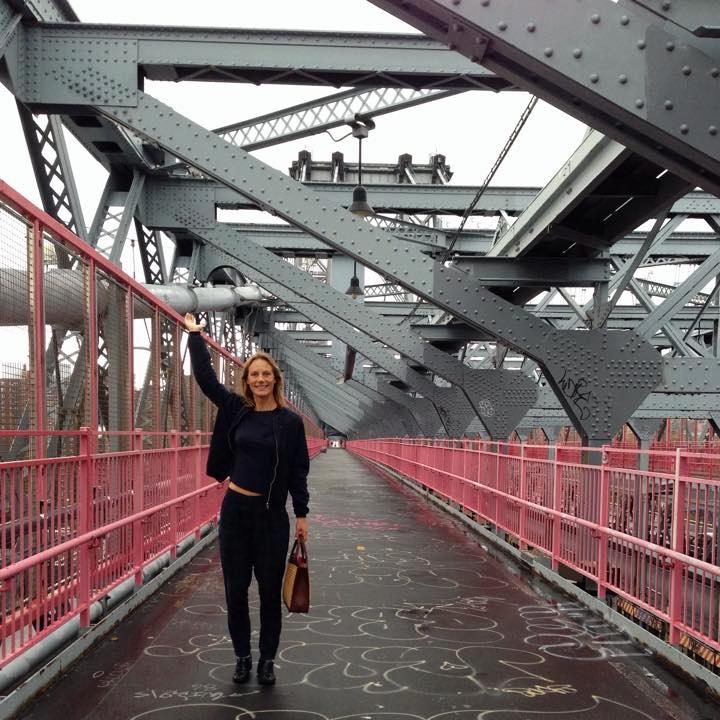 hello getaway, city guide, nyc, williamsburg bridge