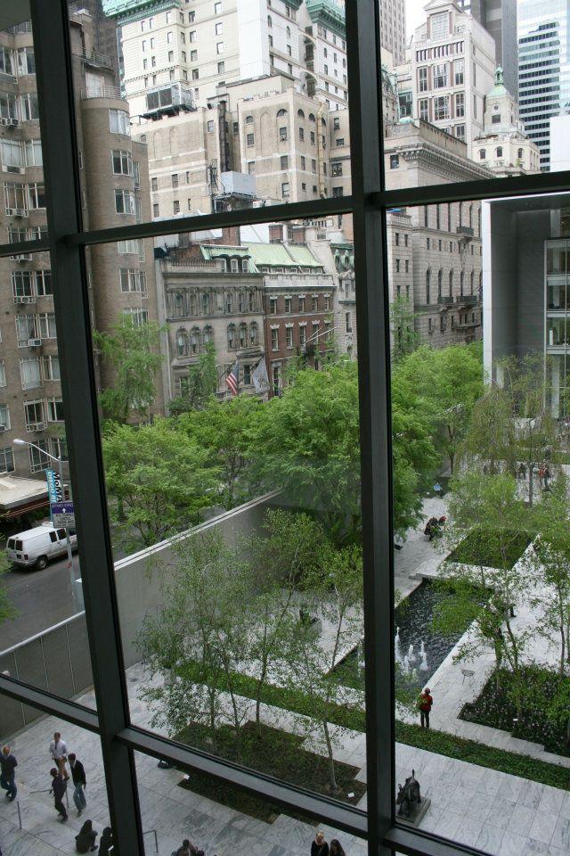 hello getaway, city guide, nyc, MoMA