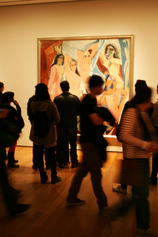 hello getaway city guide, nyc, MoMA