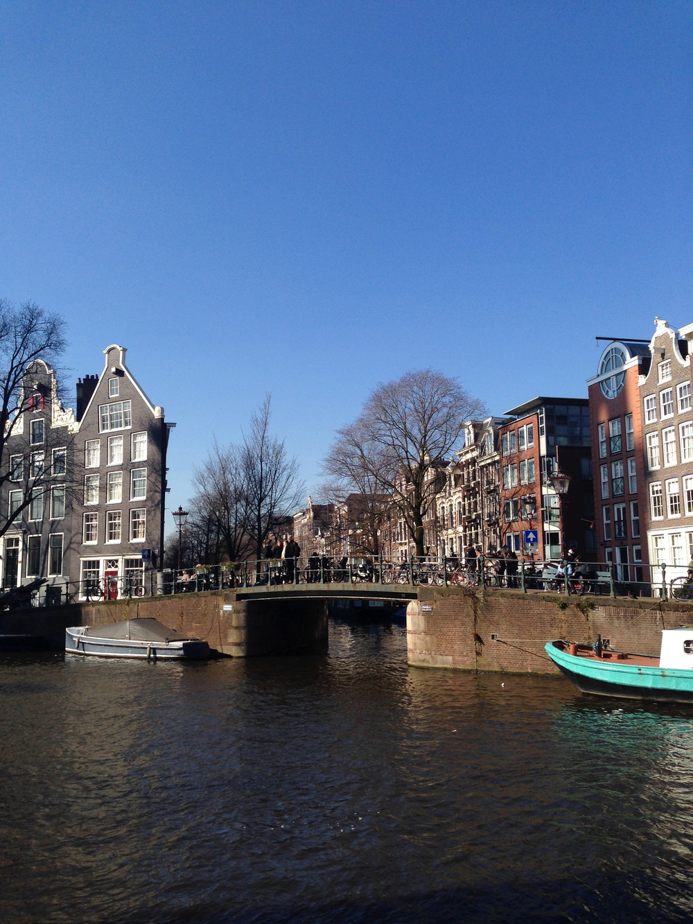 Hello Getaway, City guide, Amsterdam, Canal