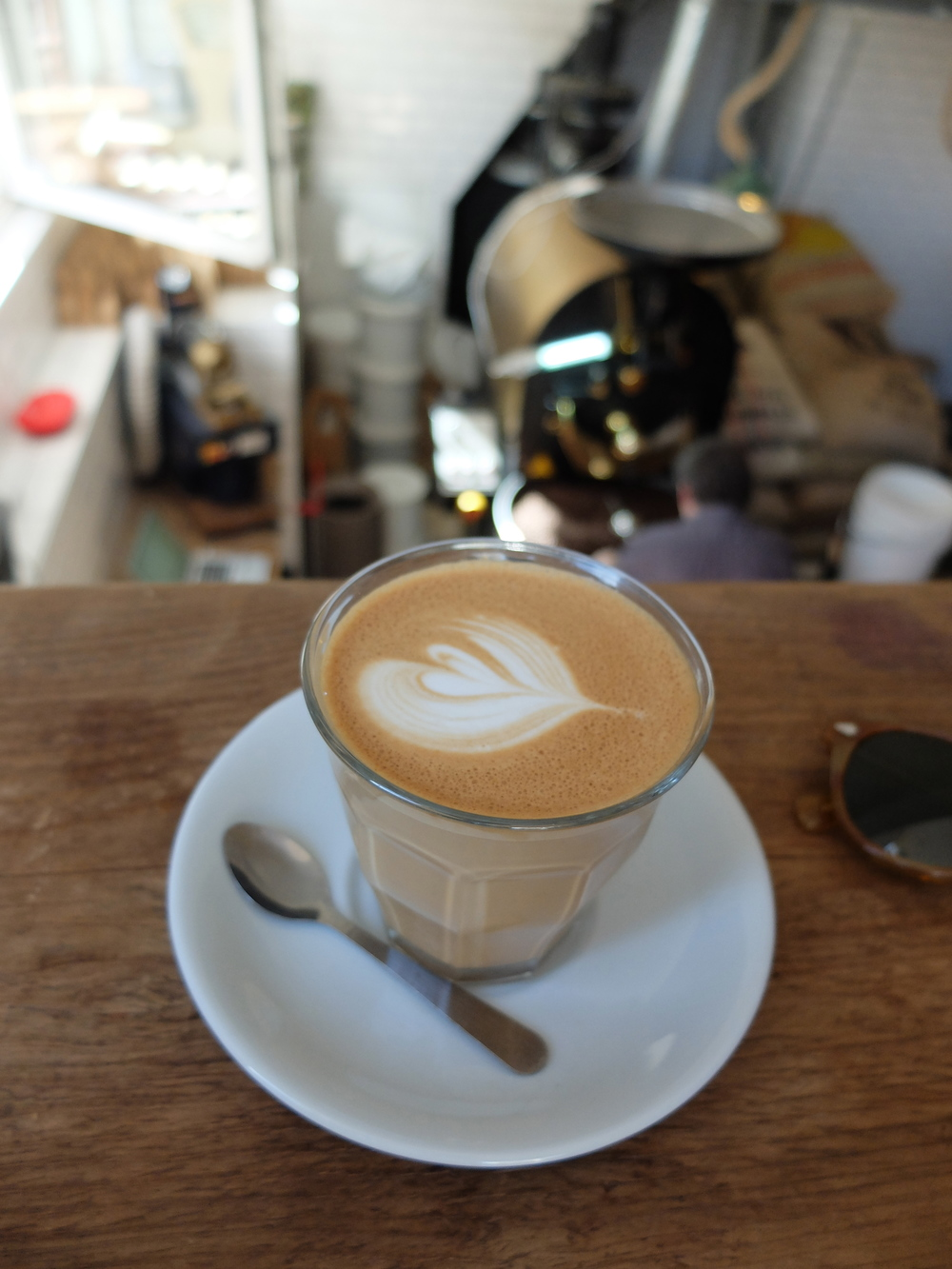 Hello Getaway, City Guide, Amsterdam, Lot Sixty One Coffee Roasters