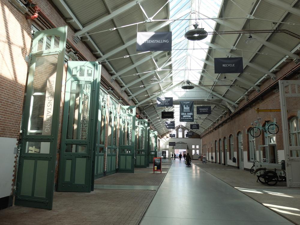 Hello Getaway, City Guide, Amsterdam, Foodhallen