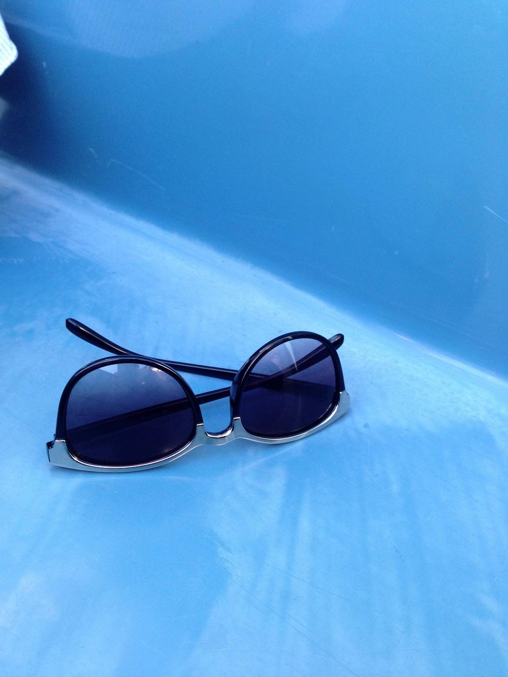 Hello Getaway, Sweden, Smögen, Sunglasses