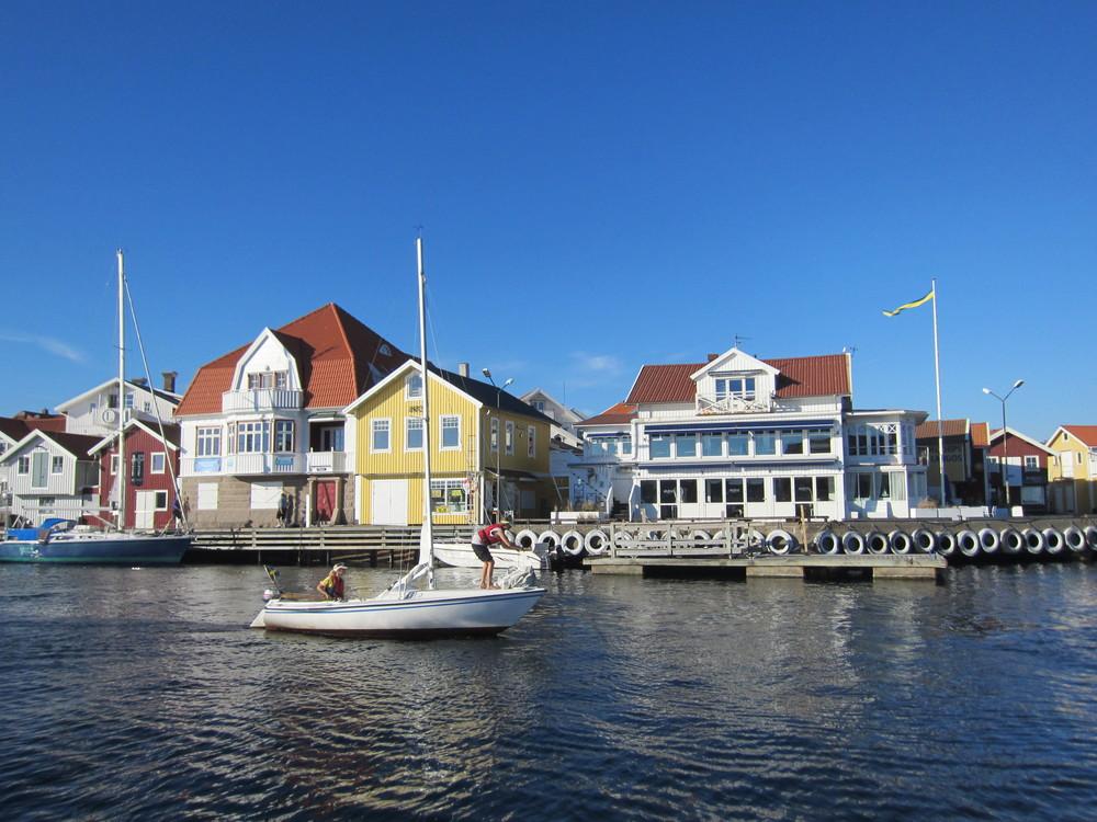 Hello Getaway, Sweden, Smögen