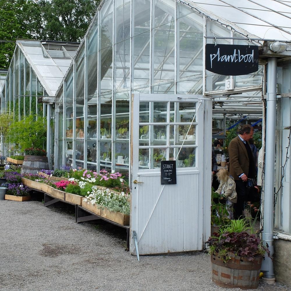 hello getaway, sweden, stockholm, rosendals trädgård,city guide, plantbod