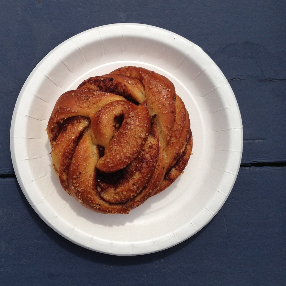 hello getaway, sweden, stockholm, city guide, rosendals trädgård, fika, kanelbulle, cinnamon bun