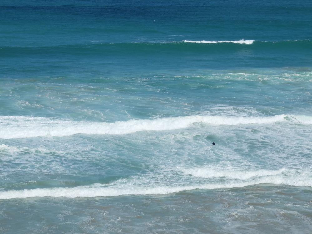 hello getaway, england, cornwall, newquay, lusty glaze beach