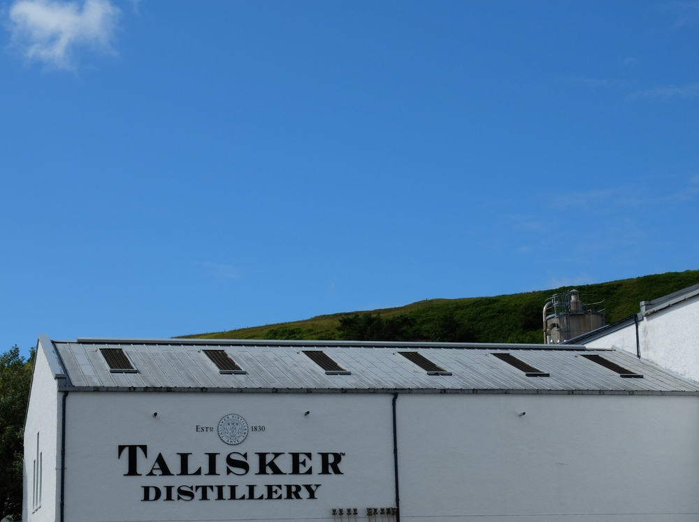 hello getaway, scotland, isle of skye, talker distillery