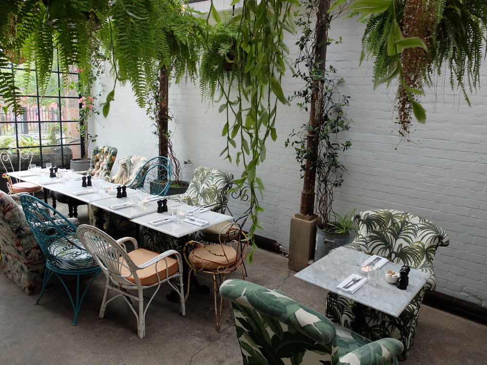 hello getaway london city guide brunch bourne and hollingsworth buildings