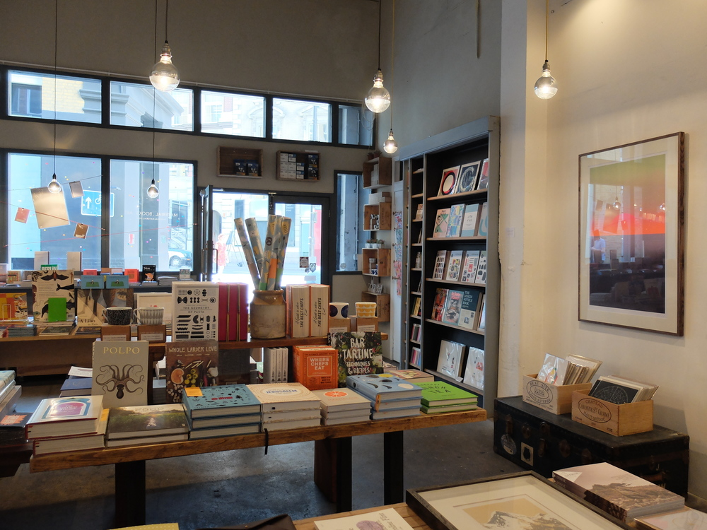 shoreditch london hello getaway city guide material shop