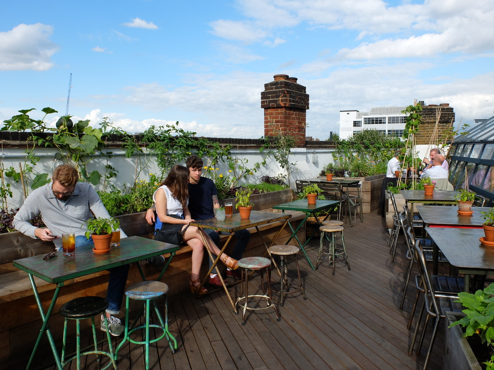 roof bar hello getaway city guide london the culpeper