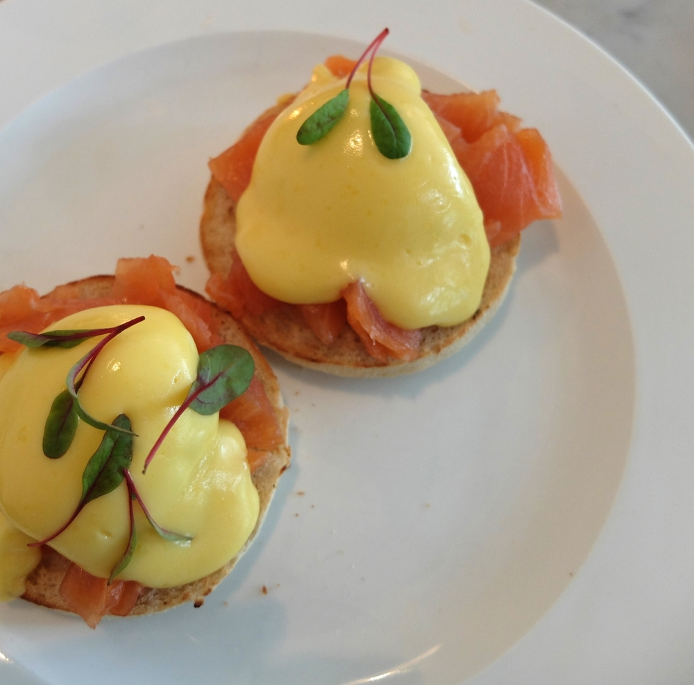 hello getaway city guide london bourne and hollingsworth buildings egg royal brunch