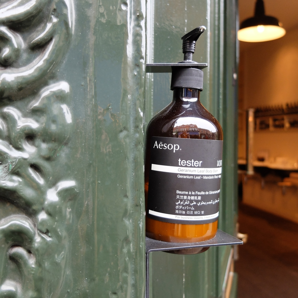 hello getaway city guide london aesop shop shoreditch