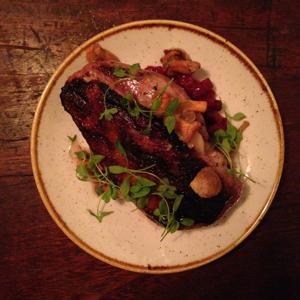 shoreditch hello getaway city guide dinner rok smokehouse
