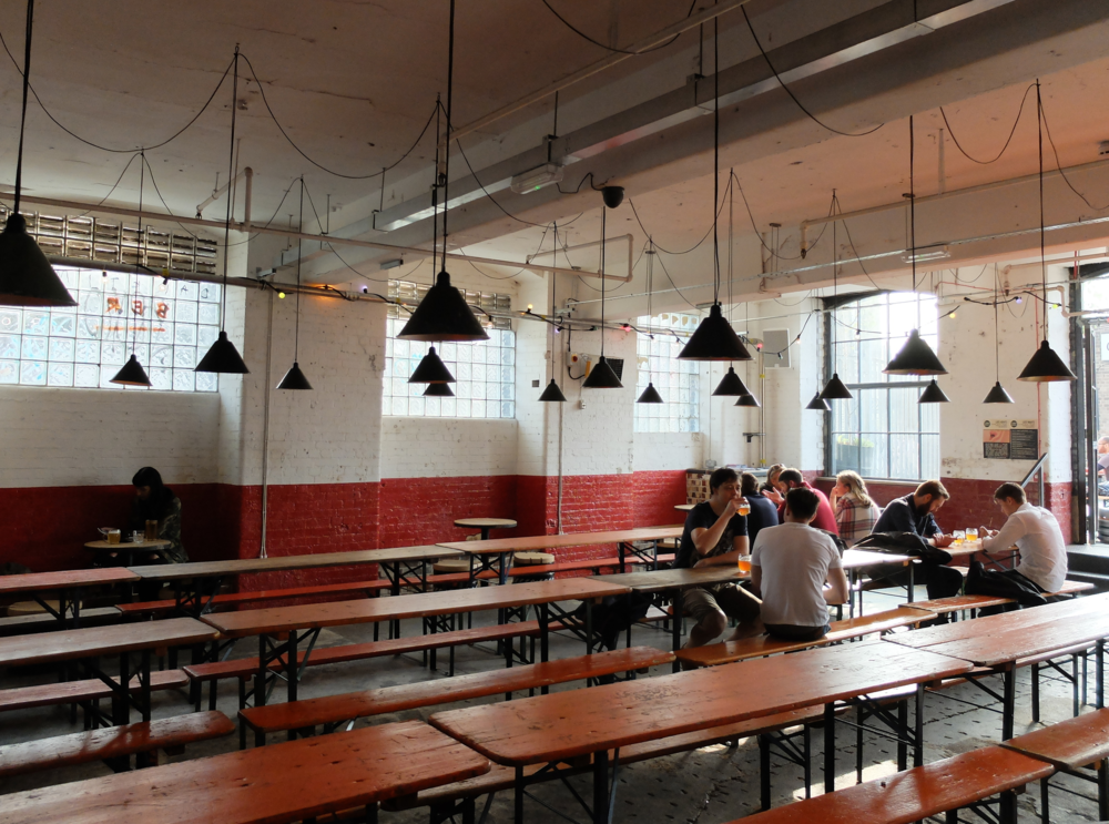 hello getaway city guide east london howling hops brewery craft beer
