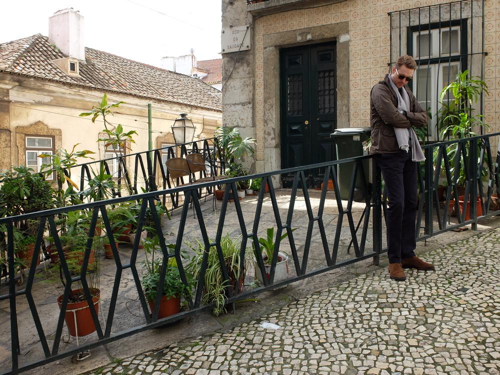 hello getaway cityguide Lisbon Alfama