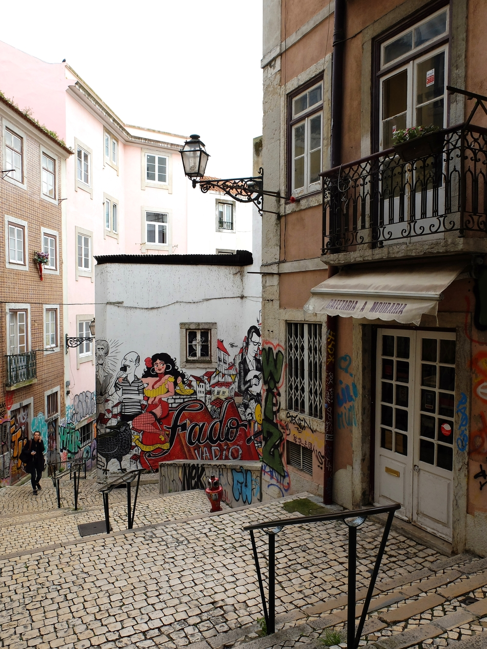 Grafitti Lisbon hellogetaway cityguide portugal