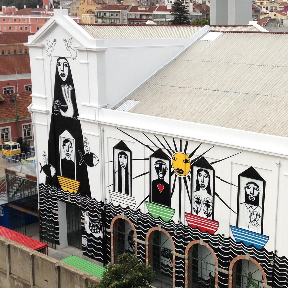 LX Factory cityguide Lisbon hello getaway pinterest
