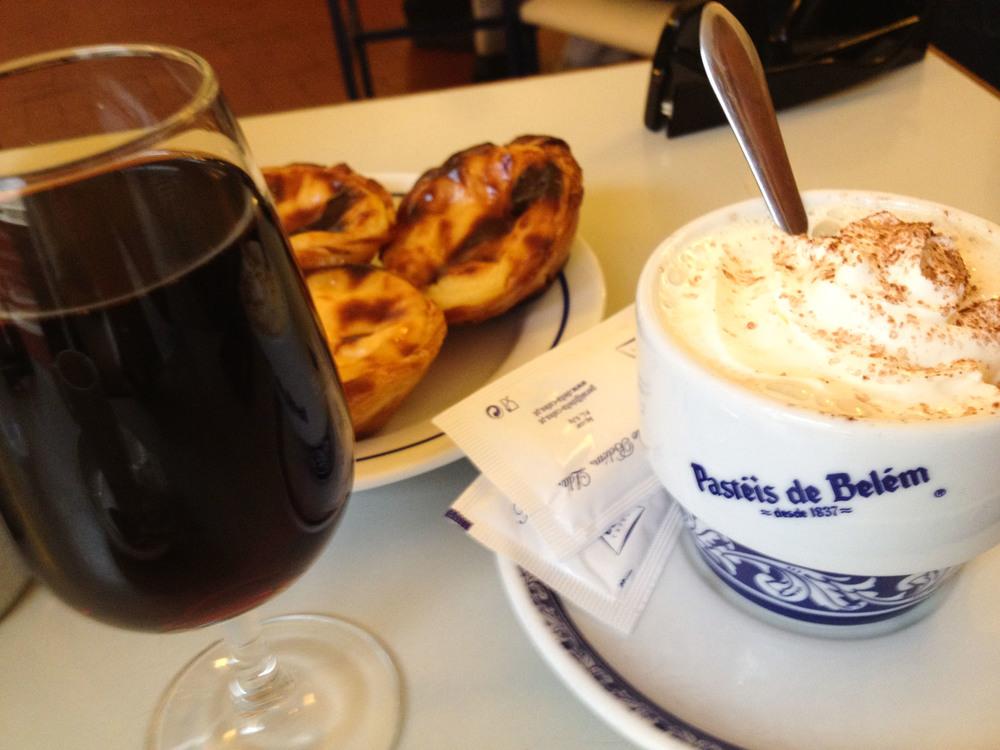 Lisbon cityguide port pastis de belem hello getaway