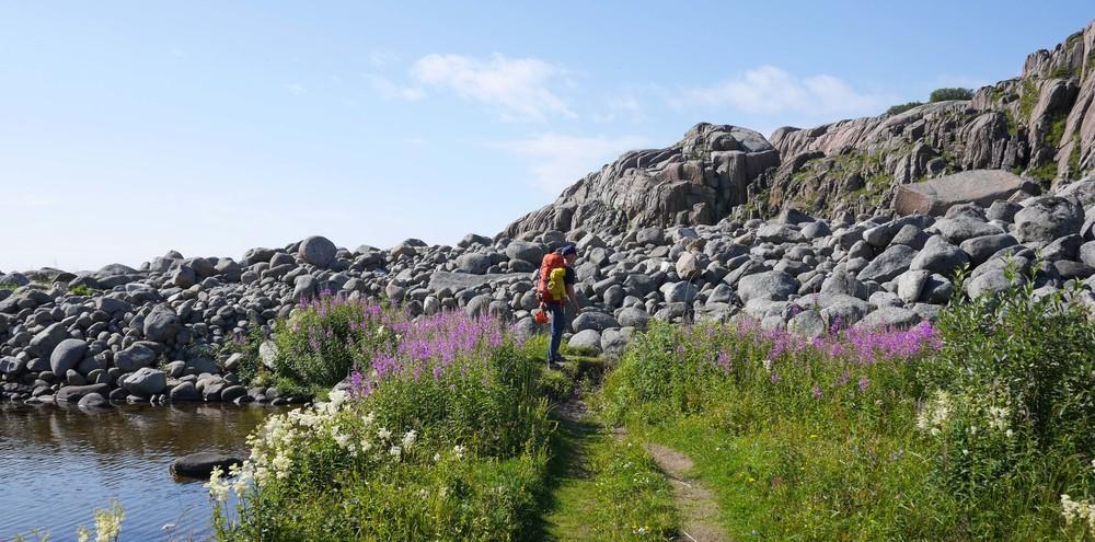 Kalle lofoten climbing klättring
