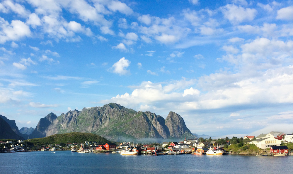 reine lofoten road trip norway
