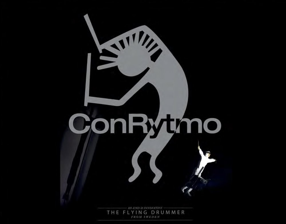"CONRYTMO ""WHERE RHYTHM MEETS AMAZEMENT"""