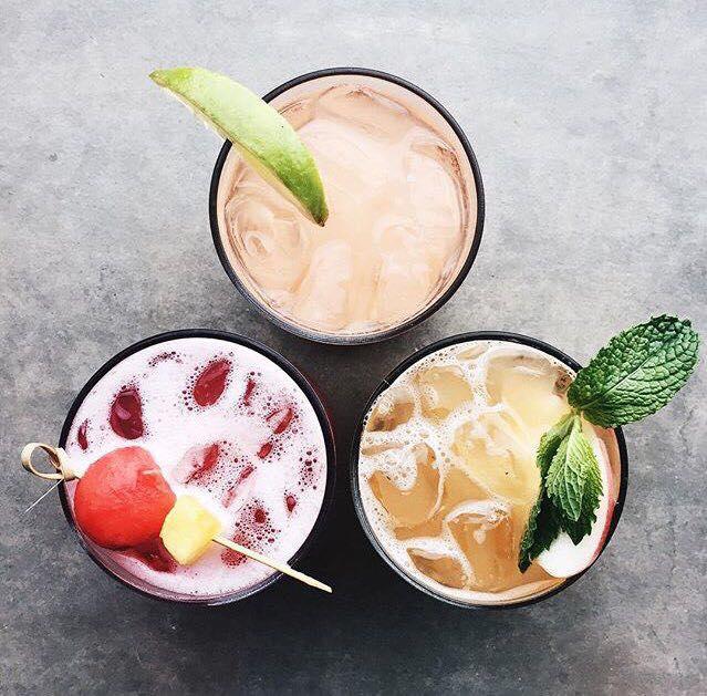 Farm to Glass Cocktails